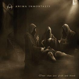 ANIMA INMORTALIS -  More Than Just Flesh And Blood DIGIPACK CD