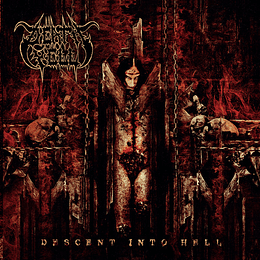 DEATH YELL - Descent Into Hell DIGIPACK CD