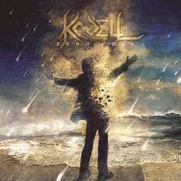 KNELL - Zero Hour DIGIPACK CD