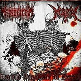 MORBOFICOM /  MORBUS - Morbid Pleasure Of Death SPLIT DIGIPACK CD