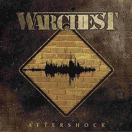 WARCHEST - Aftershock DIGIPACK CD