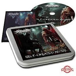 SCORDATURA - Self-Created Abyss STEELBOX CD