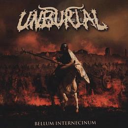 UNBURIAL - Bellum Internecinum DIGIPACK CD