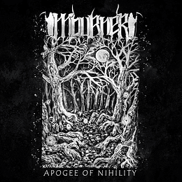 MOURNER - Apogee Of Nihility CD