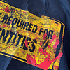 DERANGED  Quarantine Required for Living Entities SHIRT