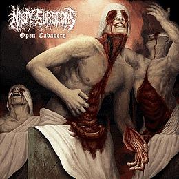 NASTY SURGEONS - Open Cadavers CD