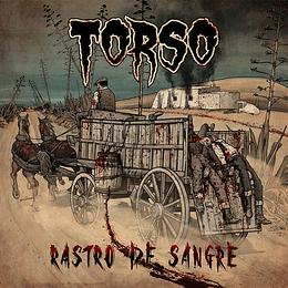 TORSO - Rastro de Sangre CD