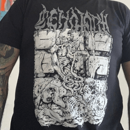 CENOTAPH - 25 Years of Gore & Putrefaction T-shirt GREY
