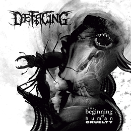 DEFACING -  The Beginning Of Human Cruelty / Destroying Your Dignity SLIPCASE CD