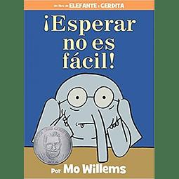 Elefante y Cerdita Esperar No Es Fácil