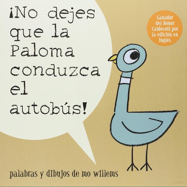 No Dejes Que La Paloma Conduzca El Autobus