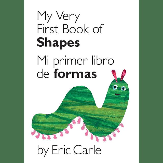 Mi primer libro de Formas  Versión Bilingue