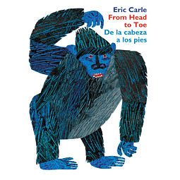De la Cabeza a los Pies Versión Bilingue