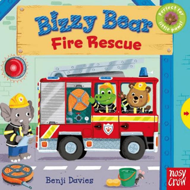 Bizzy Bear Fire Rescue