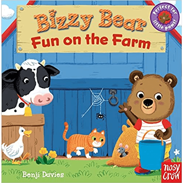 Bizzy Bear Fun In The Farm