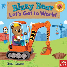 Bizzy Bear Let's Get To Work