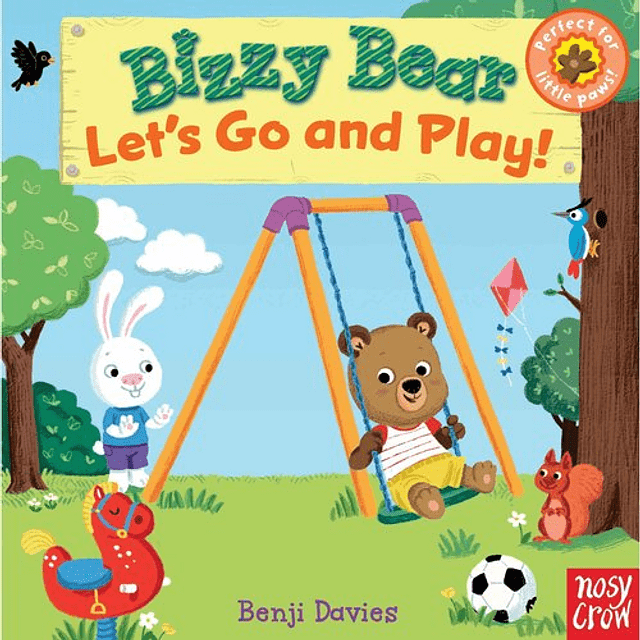 Bizzy Bear Lets Go And Play