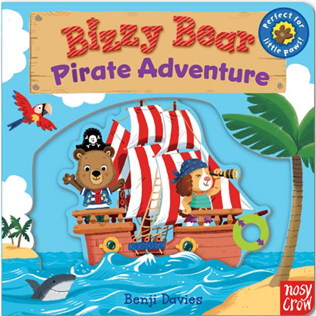 Bizzy Bear Pirate Adventure