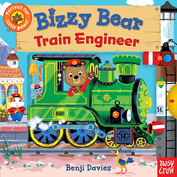 Bizzy Bear Train Engineer