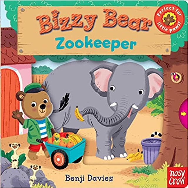 Bizzy Bear Zookeeper