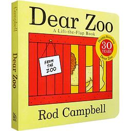 Dear Zoo A Lift The Flap Book