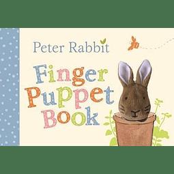 Petter Rabbit Finger Puppet Book