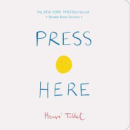 Press Here Boardbook