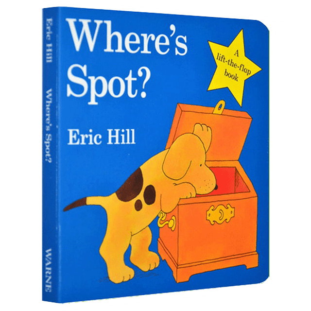 Where's Spot