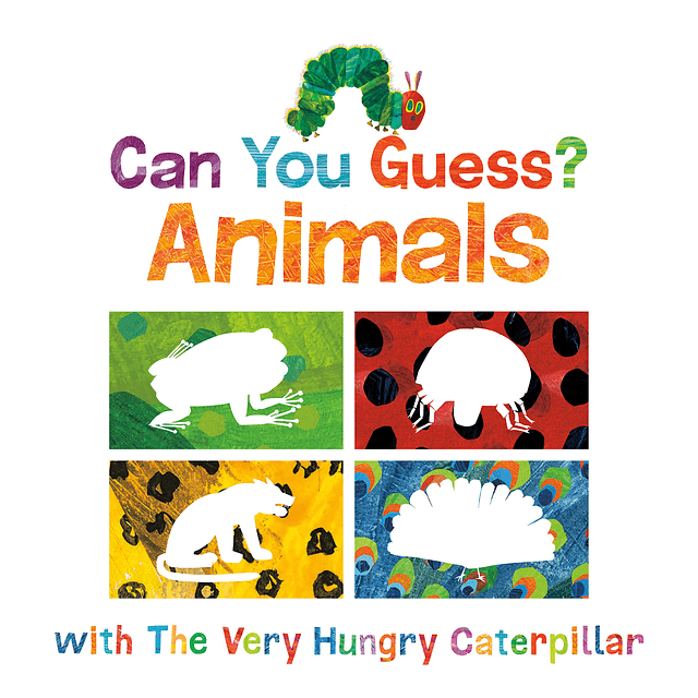 Can You Guess Animals by Eric Carle