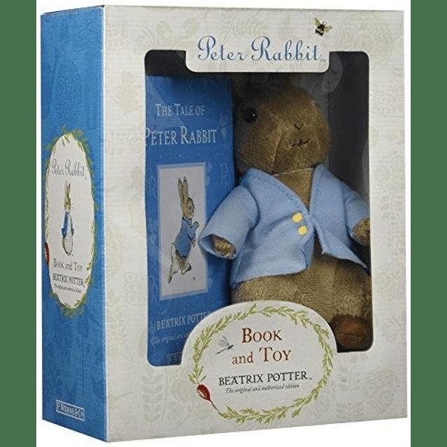 Peter Rabbit Box Toy