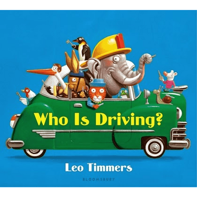 Who Is Driving