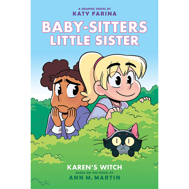Baby Sitters Little Sister Graphic Novel 1