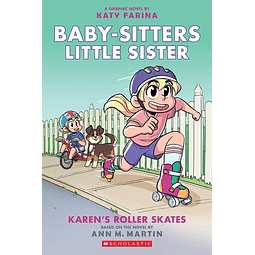 Baby Sitters Little Sister Graphic Novel 2