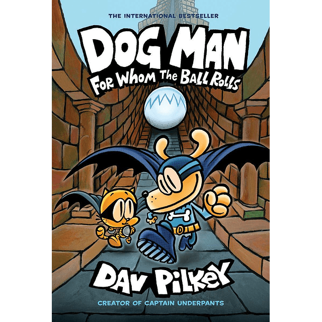 Dog Man 7