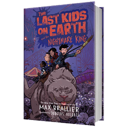 The Last Kids On Earth And The Nightmare King Book 3
