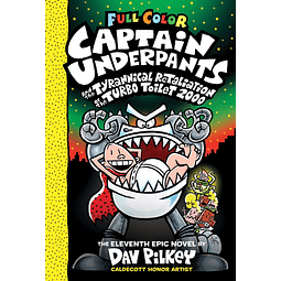 The Adventures of Captain Underpants N° 11 Color Edition