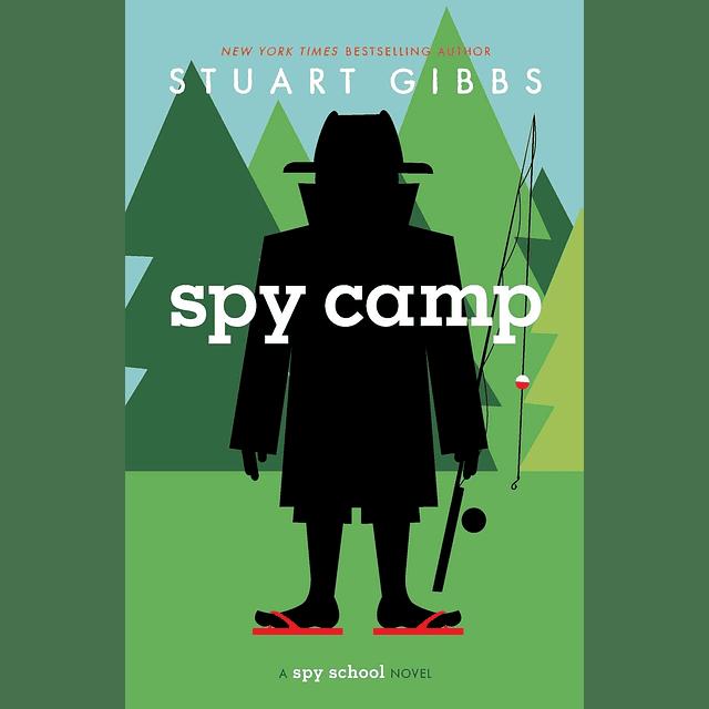 Spy Camp Spy School