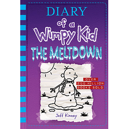 Diary of a Wimpy Kid The Meltdown Book 13