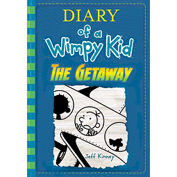 Diary of a Wimpy Kid The Getaway Book 12