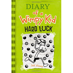 Diary of a Wimpy Kid Hard Luck Book 8