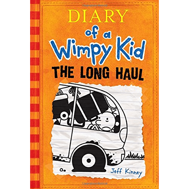 Diary of a Wimpy Kid The Long Haul Book 9