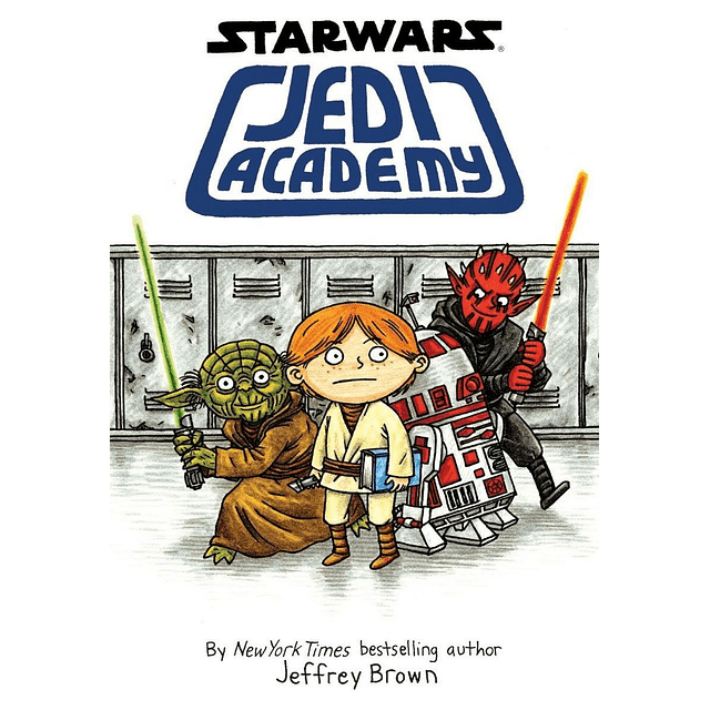 Star Wars Jedi Academy Book 1