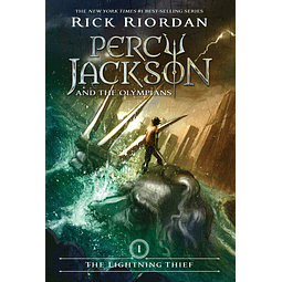 Percy Jackson And The Olympians Book 1 The Lightning Thief