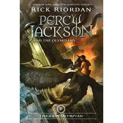 Percy Jackson And The Olympians Book 5 The Last Olympian