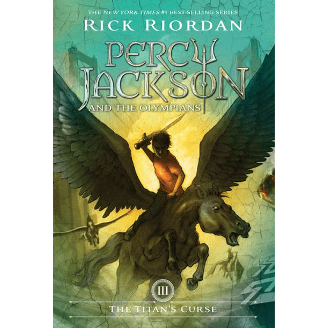 Percy Jackson And The Olympians Book3 The Titan's Curse