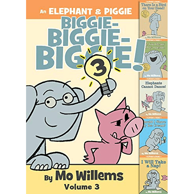 Elephant and Piggie Biggie 3