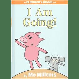 Elephant and Piggie I'm Going
