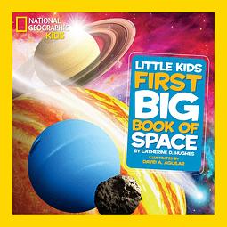 Nat Geo Kids First Big Book Of Space