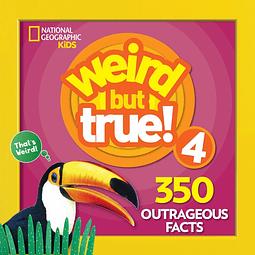 Nat Geo Kids Weird But True 4