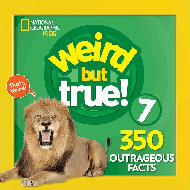 Nat Geo Kids Weird But True 7